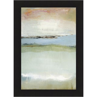 Caroline Gold 'Floating World' Framed Print