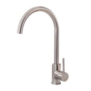 Elite K01SN SAtin Nickel Single-handle Kitchen Faucet