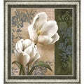 Conrad Knutsen 'Tulip Fair' Framed Artwork