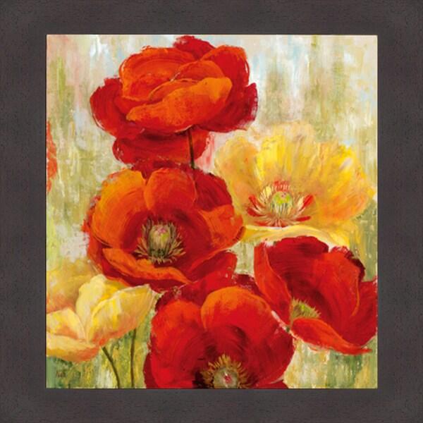 Nan 'Flourishing Meadow II' Framed Artwork 11509408