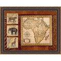 Tava Studios 'Journey To Africa I' Framed Artwork