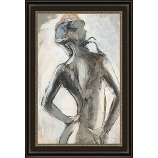 Liz Jardine 'Gesture II' Framed Artwork