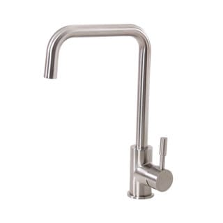 Elite K04SN Satin Nickel Single-handle Kitchen Faucet