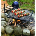 Adjustagrill Portable Campfire Grill