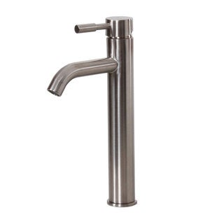 Elite F371023SN Satin Nickel Single-handle Bathroom Faucet
