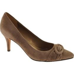 Women's Circa Joan & David Atlee Dark Taupe Suede