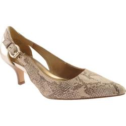 Women's Circa Joan & David Callalily 2 Cream Multi/Platino Leather