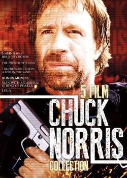 Chuck Norris Collection (DVD)
