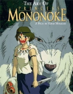 The Art of Princess Mononoke (Hardcover)