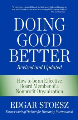 Doing Good Better (Paperback)