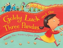 Goldy Luck and the Three Pandas (Hardcover)