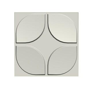 3D Contemporary Wall Panels Flower Design (Set of 10)