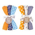 Trend Lab Dreamsicle 6-piece Burp Cloth Set