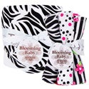 Trend Lab Zebra 6-piece Hooded Towel and Wash Cloth Set