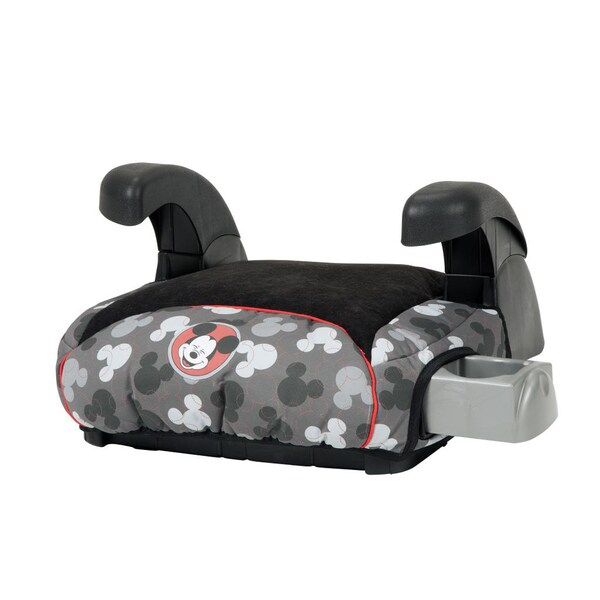 Disney Backless Booster Car Seat in Mickey Toss