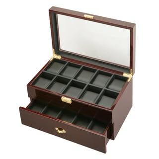 Watch Box Dark Rosewood Watch Box
