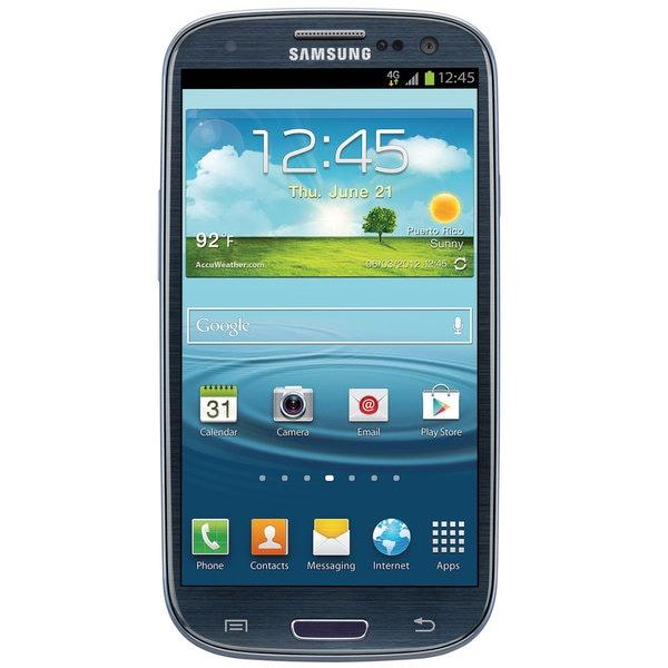 Samsung Galaxy S III 16GB GSM Unlocked Android Phone (Refurbished)