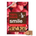 Isle of Dogs Smile Apple Biscuit 12-ounce Dog Treats