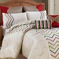 Maya 8-piece Oversized Comforter Set