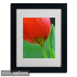 Kathy Yates 'Pure' Framed Matted Art