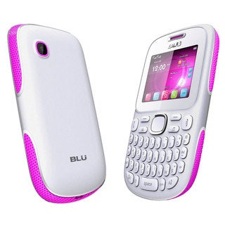 BLU Samba TV GSM Unlocked Dual SIM Cell Phone