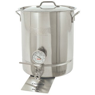 Bayou Classic 8-gallon 4-piece Brew Kettle