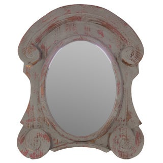 Urban Trends Collection Wood Mirror