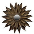 Urban Trends Collection Metal Wall Decor Mirror