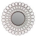 Urban Trends Collection Metal Wall Mirror