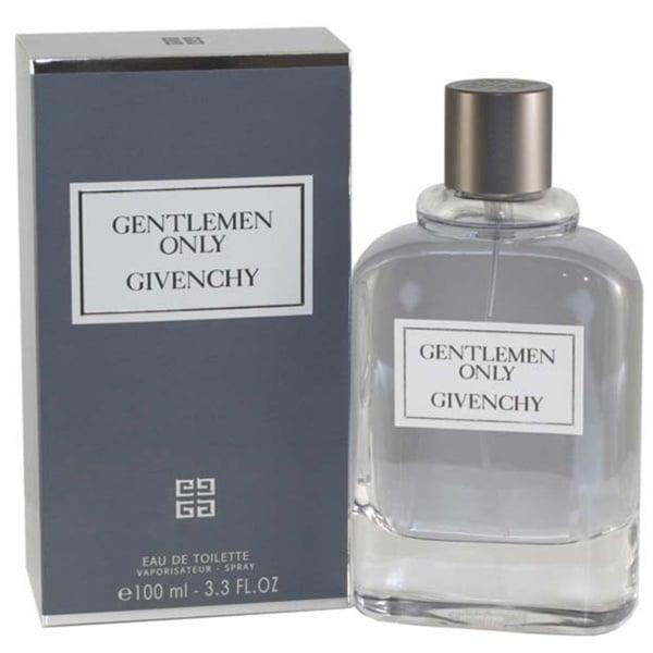 Gentlemen Only Men's 3.3-ounce Eau de Toilette Spray