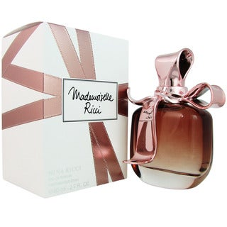 Mademoiselle Ricci for Women 2.7-ounce Eau de Parfum Spray