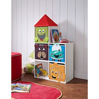 Altra 'Castlebrook' 4-bin Kids' Bookcase