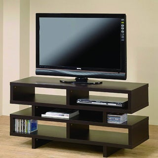 Santiago Brown TV Stand