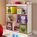 Altra Kids 3-Shelf Bookcase with 4 Bins