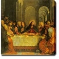 Leonardo da Vinci 'The Last Supper' Canvas Print Art