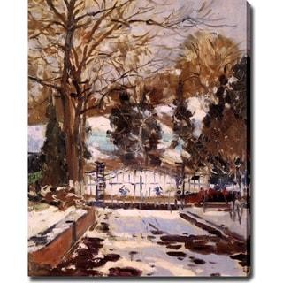 'Winter' Canvas Print Art