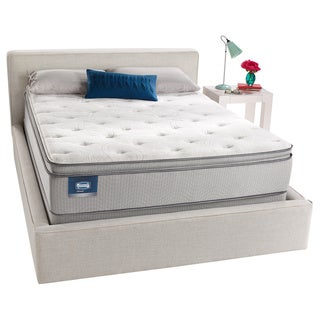 Simmons BeautySleep Titus Pillow Top California King-size Mattress Set