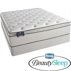 Simmons BeautySleep Titus Pillow Top California King-size Mattress Set