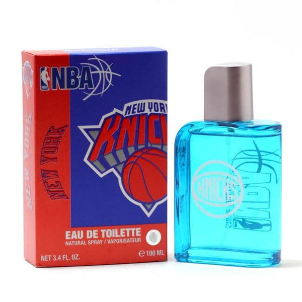 NBA Knicks Men's 3.4-ounce Eau de Toilette Spray