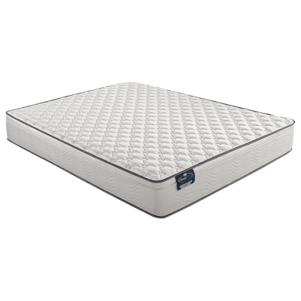 Simmons Beautysleep Mount Baker Firm Twin Size Mattress Overstock Shopping Great Deals On