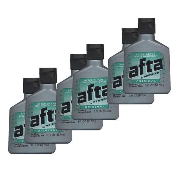 Mennen 'Afta' Original After Shave Skin Conditioner (Pack of 6)