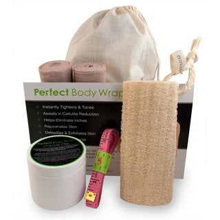 Daily Essentials Body Wrap Spa Kit