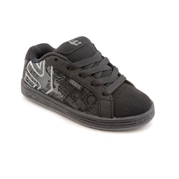 Etnies Boy (Toddler) 'Kids Metal Mulisha Fader' Nubuck Athletic Shoe