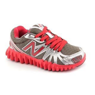 New Balance Boy Youth 'K2750' Pink Mesh Casual Shoes