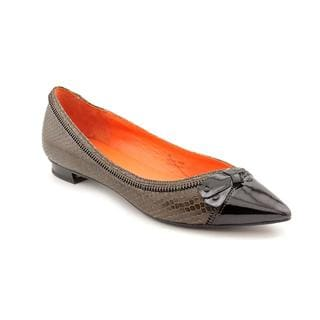 Via Spiga Women's 'Dottie' Brown Leather Casual Shoes