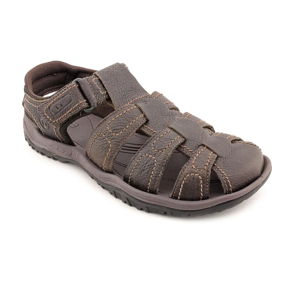 Rockport Men's 'Sand Lake' Leather Sandals - Wide