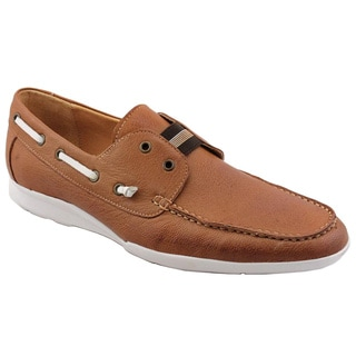 J.D.Fisk Men's 'Brave' Leather Casual Shoes