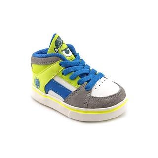 Etnies Boy (Toddler) 'Disney Monsters Toddler RVM' Leather Athletic Shoe