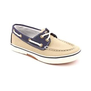 Sperry Top Sider Boy Youth 'Halyard' Fabric Casual Shoes