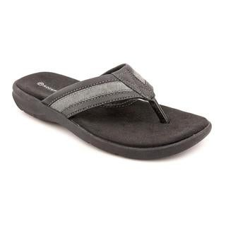 Rockport Men's 'Sailboat Circle' Leather Sandals